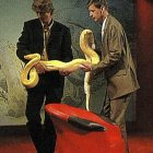 Lutz Dirksen - Keine Angst vor Anakondas